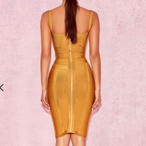 House of CB Dresses - House of CB Belice Dress in Ginger